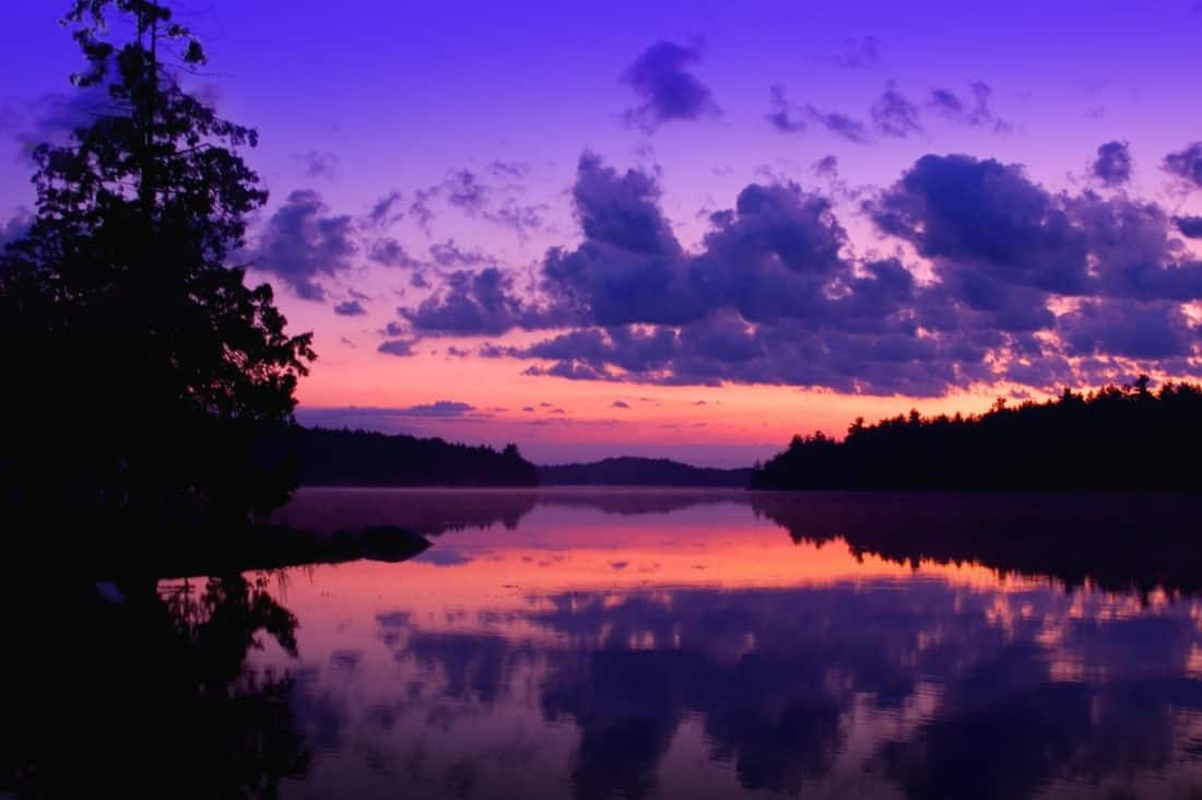 sunrise, water, dawn, sky, dusk, atmosphere, lake, landscape