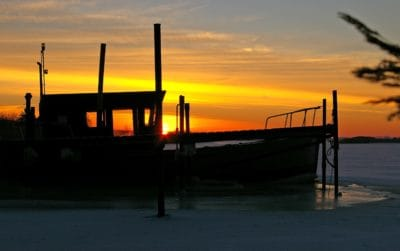 sagoma, nave, tenebre, cielo, alba, acqua, alba, spiaggia, mare, crepuscolo