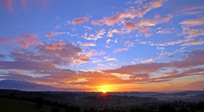 lever du soleil, plein air, aube, ciel, soleil, nature, crépuscule, été, lever du soleil