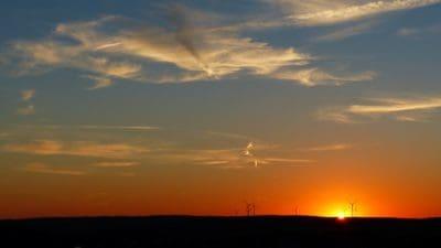 Wschód słońca, sylwetka, odkryty, Świt, słońce, niebo, krajobraz, Zmierzch, natura, sylwetka