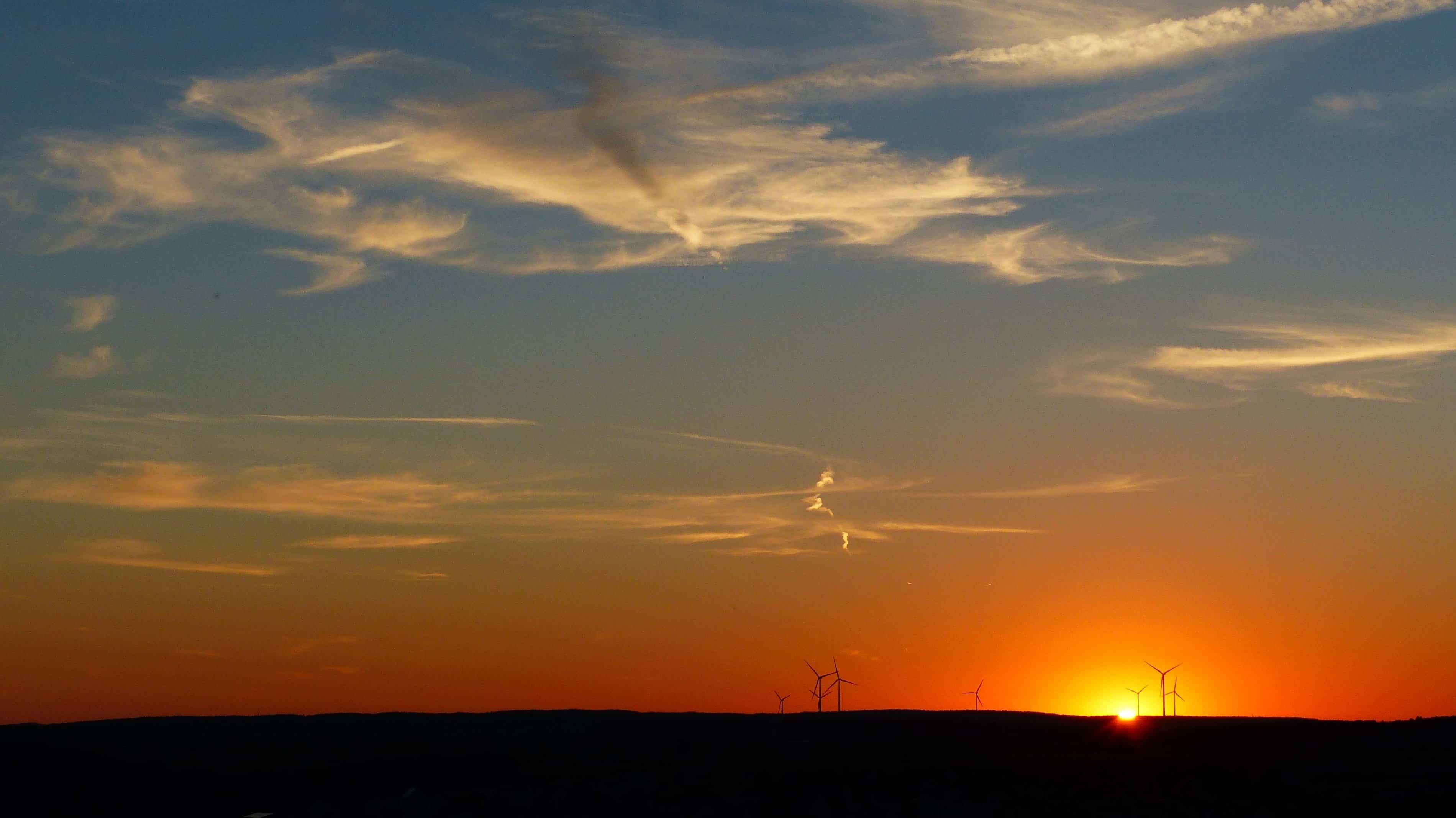 Free Picture Sunrise Silhouette Outdoor Dawn Sun Sky