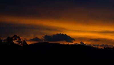 sunrise, silhouette, darkness, dawn, sky, silhouette, dusk, sun, landscape