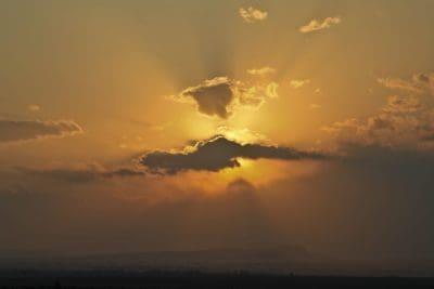 sunrise, nature, dawn, sky, sun, landscape, dusk, sunrise, outdoor