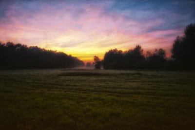 Sonnenaufgang, Natur, Dunkelheit, Dämmerung, Landschaft, Sonne, Baum, Natur, Himmel, Wasser