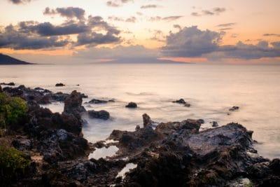 vode, izlazak sunca, more, struktura, zaljev, plima, pacificsea, oceana, plaže, krajolik, more