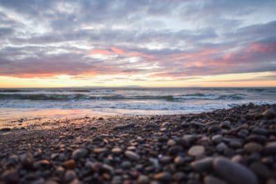 Sonnenaufgang, Himmel, Dawn, Strand, Meer, Wasser, Meer, Dämmerung, Küste