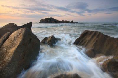 agua, la luz del sol, Costa, sol, Pacífico, océano, mar, playa, mar