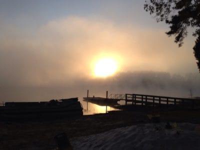 amanecer, niebla, luz del sol, amanecer, niebla, playa, agua, mar, sol, mar, atardecer, paisaje