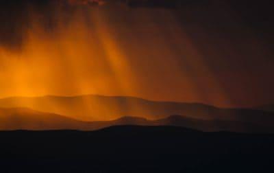 พระอาทิตย์ขึ้น ภูเขา เนินเขา อุทยานแห่งชาติ แสงแดด รุ่งอรุณ