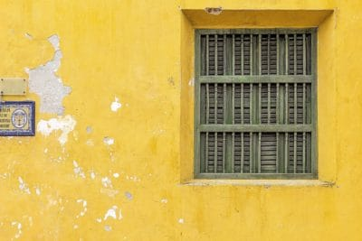 architecture, yellow, house, window, old, wall, texture, outdoor