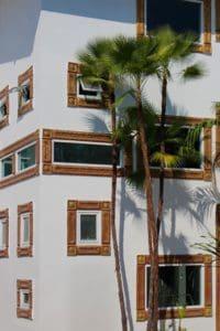 房屋, 建筑, 家庭, 窗户, 阳台, 城镇, 门面
