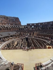 stadium, Rome, Italy, theater, amphitheater, architecture, arch, medieval, castle, tower, roman, ruin
