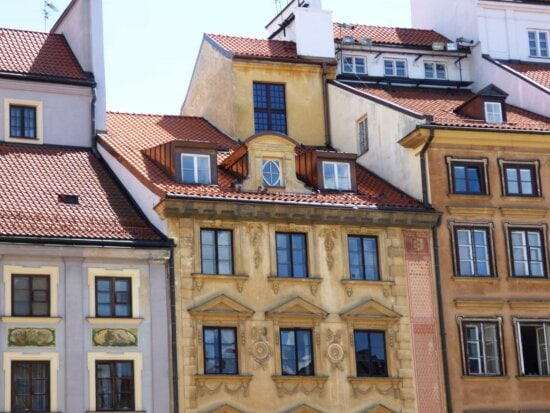 architecture, house, exterior, downtown, old, roof, window, city, town, facade