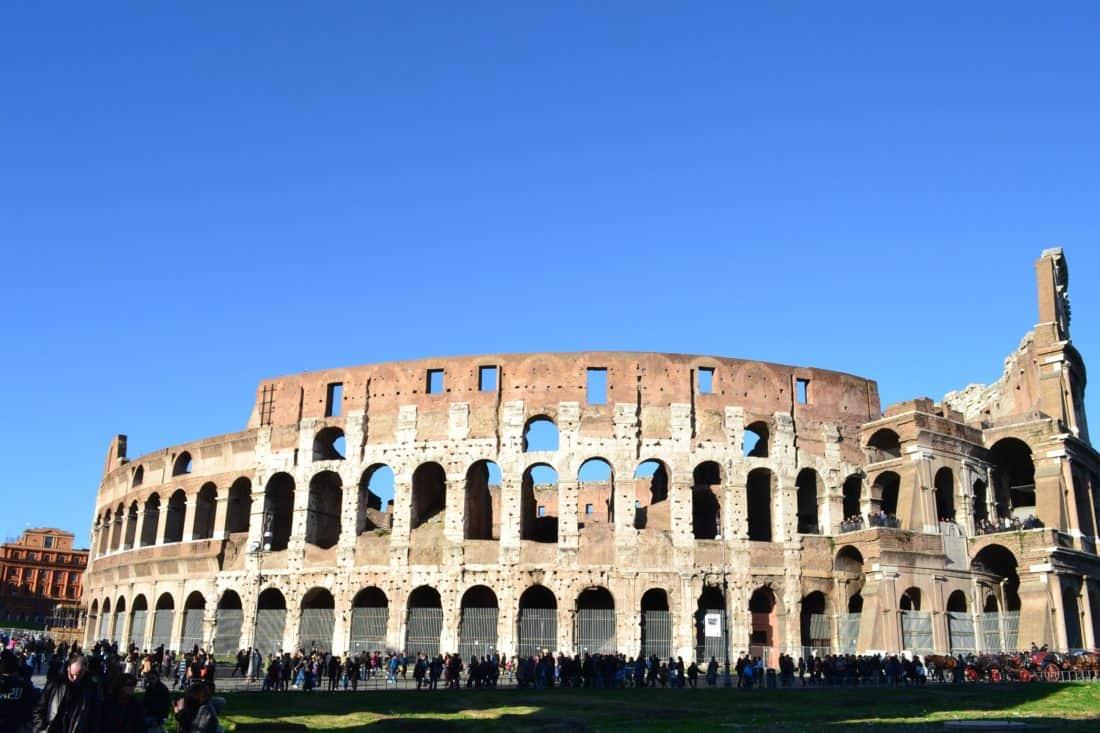 경기장, 건축, 원형 극장, 로마, 콜로세움, 극장