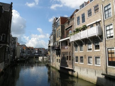canal, water, outdoor, river, architecture, city, street, waterfront