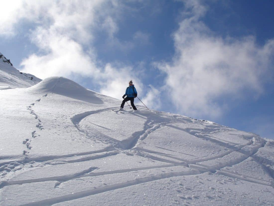 sneh, zima, hill, šport, mountain, studenej, ľad, lyžiar, extreme, sky