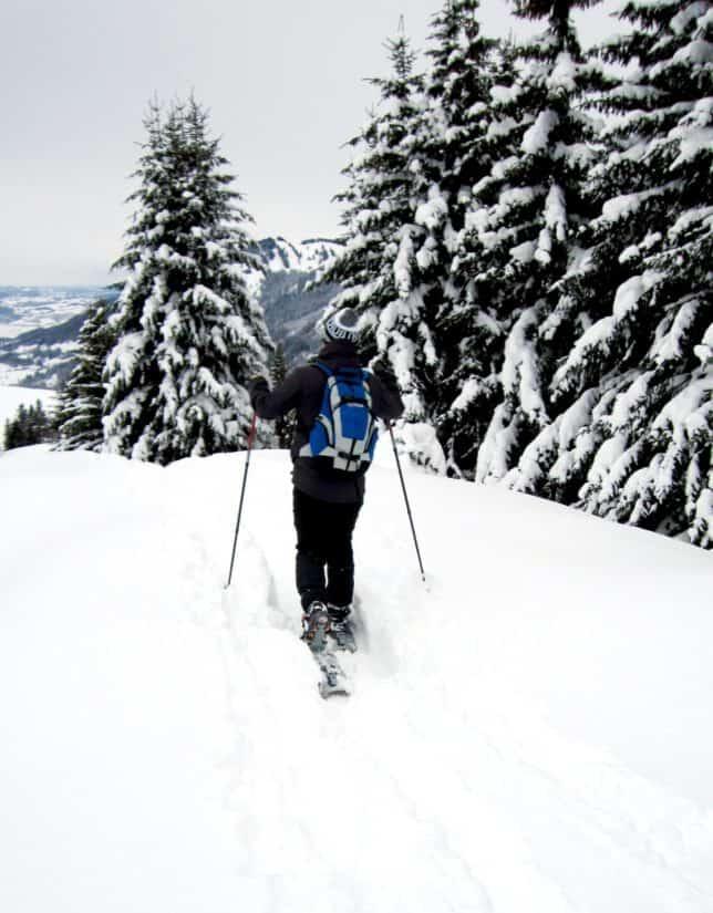 雪, 冬天, 体育, 冷, 滑雪者, 冒险, 山, 冰