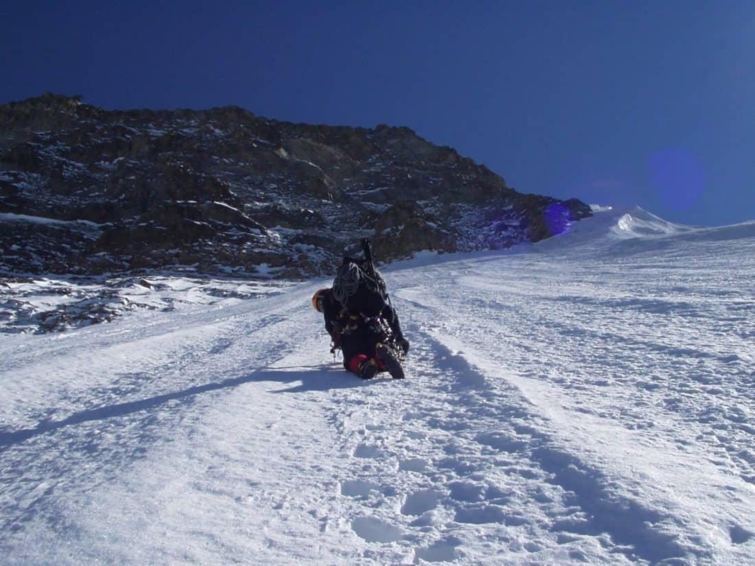 Schnee, Winter, Berg, Kälte, Eis, Abenteuer, sport