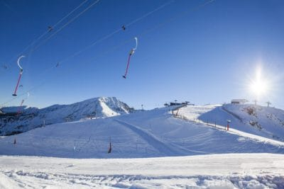 snow, winter, skiing, sunshine, sport, blue sky, cold, mountain, skier, snowboard, ice