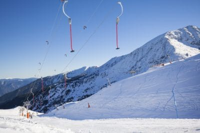 altitude, colline, neige, hiver, montagne, froid, sport, skieur, glace, snowboard