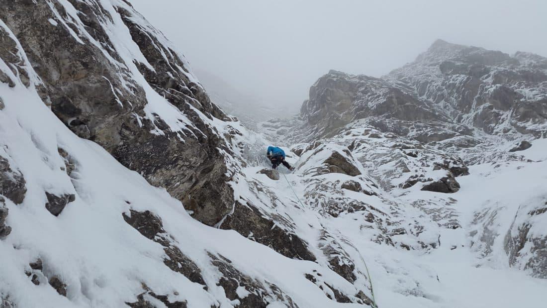 alpinism, zapada, vârf de munte, iarna, gheata, rece, aventura, ghetar