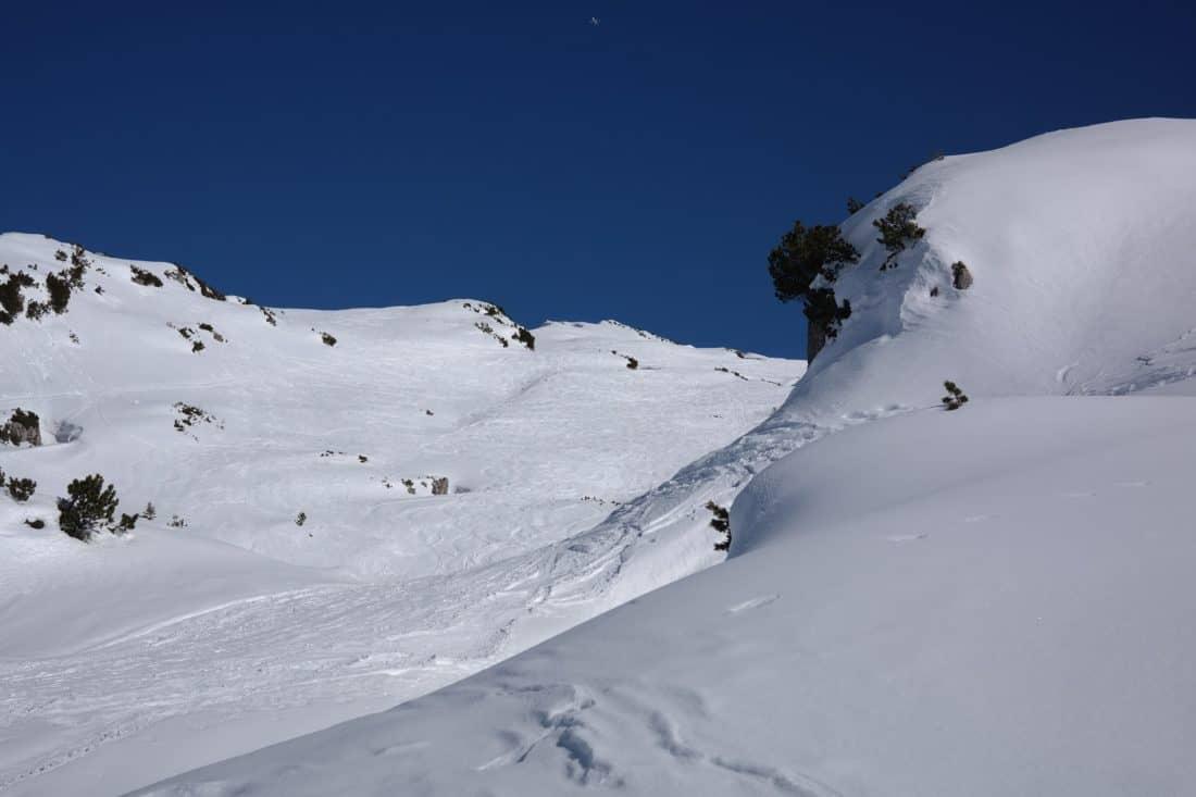 Ridge, altitudine, neve, inverno, montagna, freddo, ghiaccio, salita, paesaggio
