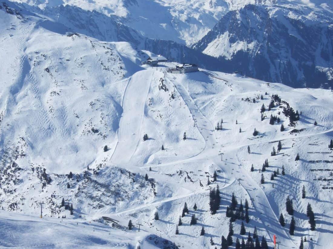 neve, inverno, salita, cresta, altitudine, montagna, ghiaccio, freddo, ghiacciaio, paesaggio