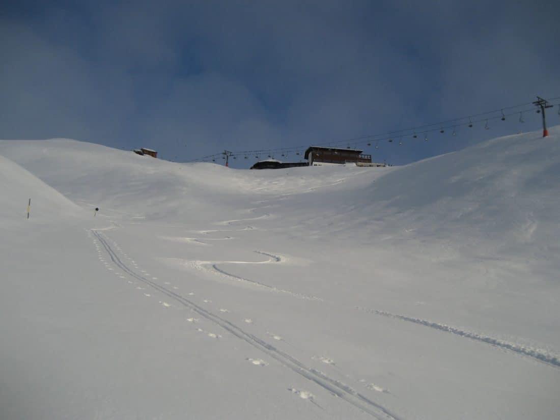 Nadmořská výška, sníh, zima, LED, studené, krajina, hory, zmrazené