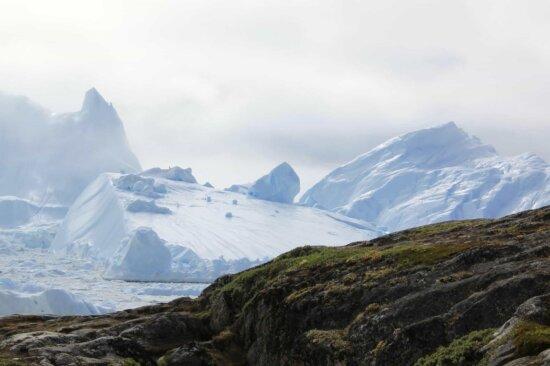 Schnee, Berge, Landschaft, Eis, Schneesturm, Gletscher, Himmel, hoch, Winter