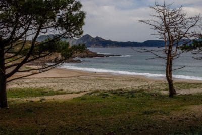 eau, paysage, parc national, océan, plage, arbre, nature, mer, bord de mer