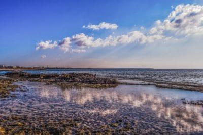 vand, landskab, cloud, ørkenen, havet, himlen, stranden, seashore, shoreline