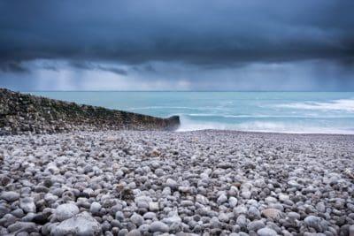 pustinji, plima, vode, plaža, more, nebo, oluja, priroda, struktura, oceana, krajolik