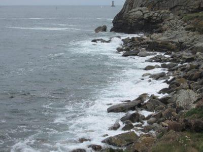 eau, mer, vague, mer, paysage, mer, océan, nature, Côte