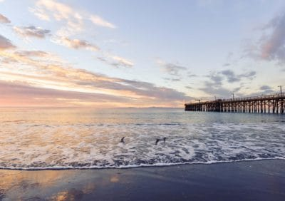 water, sea, pier, beach, ocean, sky, sunset, tide, sky, ocean, outdoor