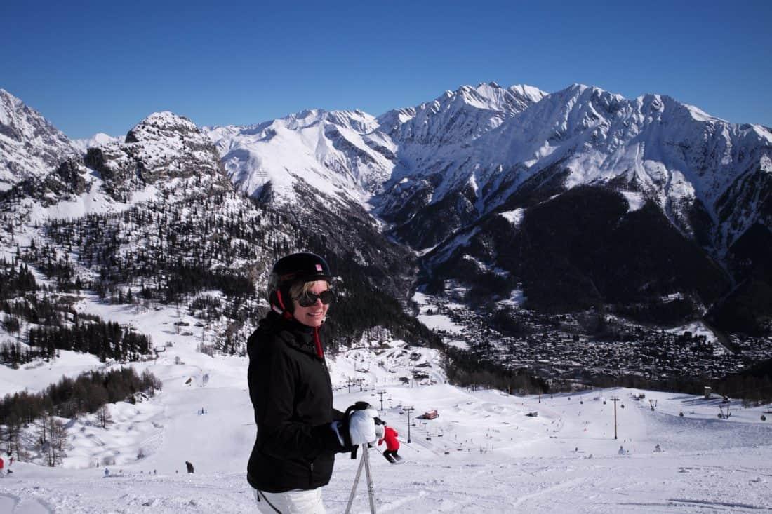 nieve, esquí, deporte, invierno, montaña, frío, hielo, paisaje, cielo, al aire libre