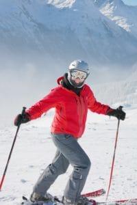 neve, sciatore, sport, inverno, sport, snowboard, ghiaccio, occhiali