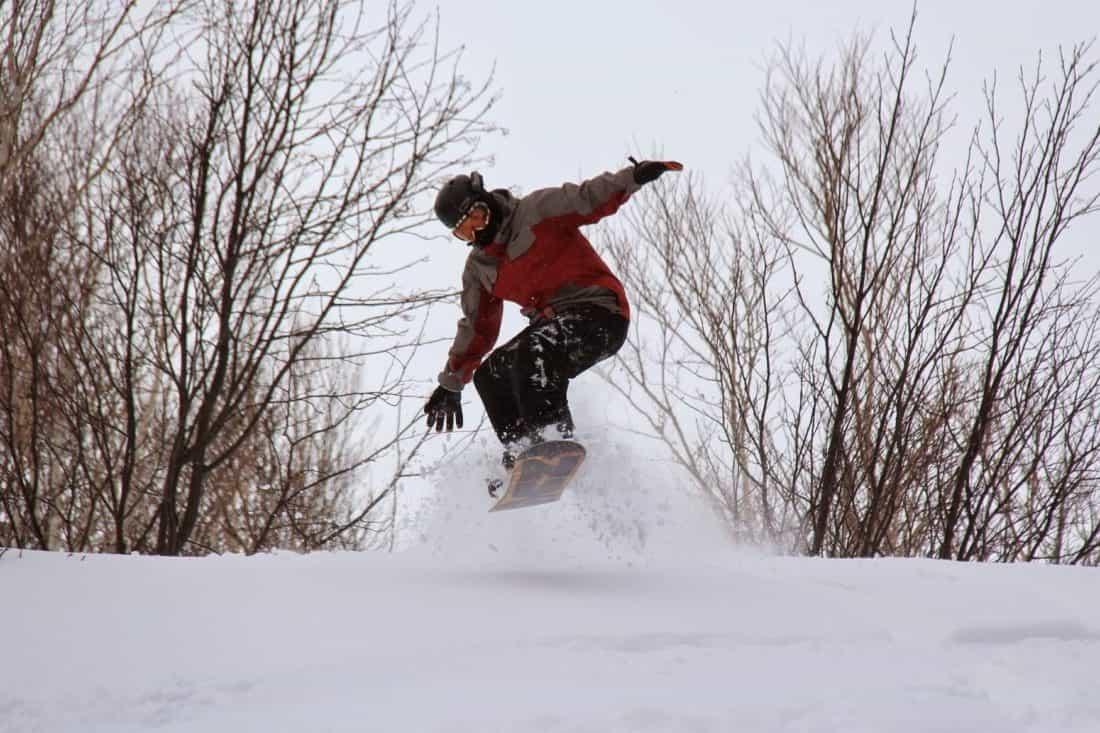 Schnee, Adrenalin, Sprung, Winter, Kälte, Sport, Skifahrer, Skateboard, Vorstand