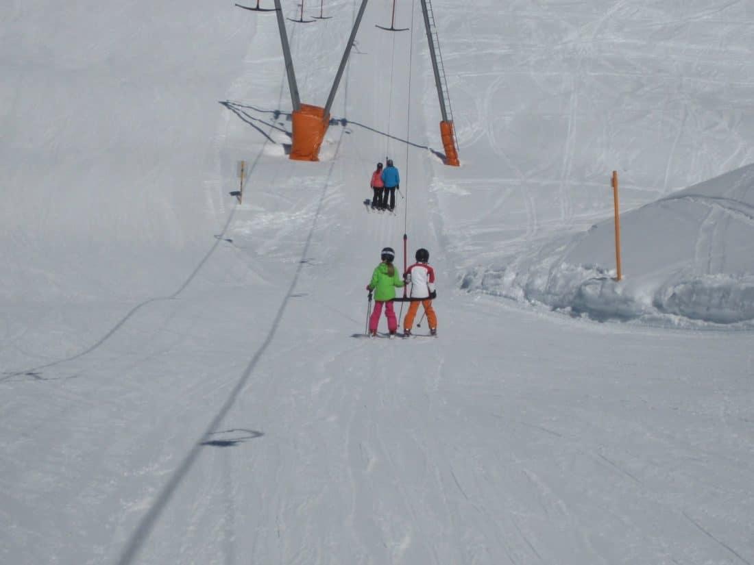 sníh, lyžování, zima, LED, zima, mráz, zmrazené, doprava, lanovky