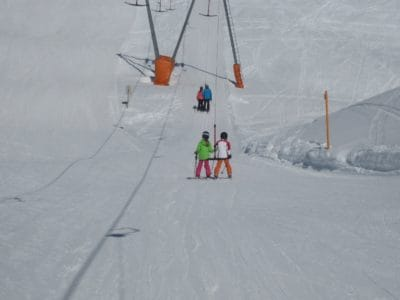 sne, skiløb, vinter, is, kulde, frost, frossen, befordring, chairlift