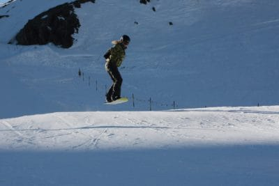 sport, jump, adventure, snow, winter, skier, cold, mountain, ice, snowboard