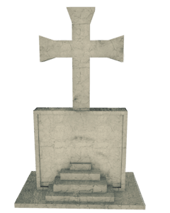 cross, illustration, gravestone, cemetery, religion, grave, spirituality, sacrifice