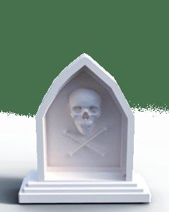 гробище, череп, кост, гроба, религия, камък, надгробен камък, жертва