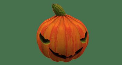 Halloween, citrouille, conception, vacances, illustration, légume