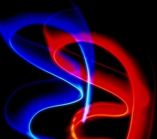 абстрактний дизайн динамічного, енергії, темрява, мистецтво