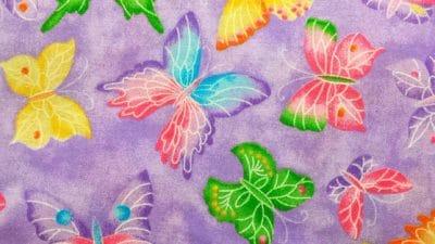 цвете, модел, колоритен, графика, изкуство, листа, текстура, абстрактни, текстил