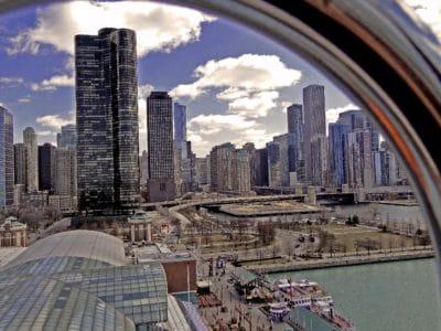 grada, arhitektura, zgrada, orijentir, u centru grada, Panorama grada, urbane, nebo