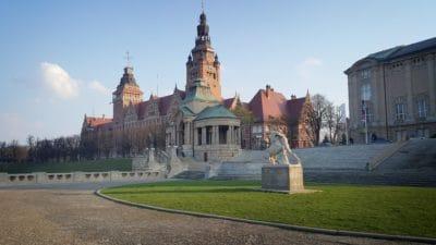 kiến trúc, bảo tàng, Trung tâm thành phố, palace, nhà thờ, lâu đài, đại học