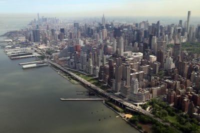 ciudad, ciudad, metrópoli, ciudad, arquitectura, agua, al aire libre