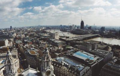 staden, arkitektur, stad, byggnad, stadsbilden, tak, stad, antenn, urban