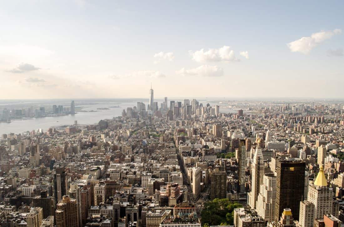Miasto, gród, miasto, budowa, architektura, urban, Śródmieście, antena